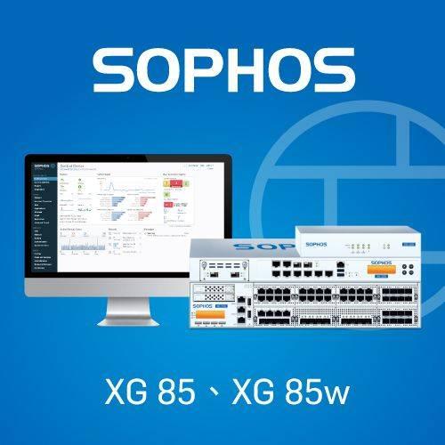 Sophos xg 85 manual